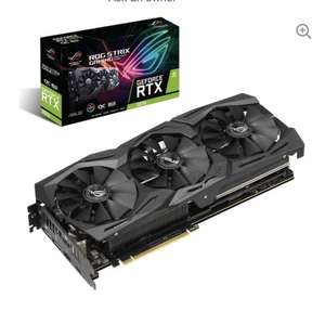 ASUS GeForce RTX 2070 8 GB ROG Strix OC Graphics Card - £450 @ Currys PC World