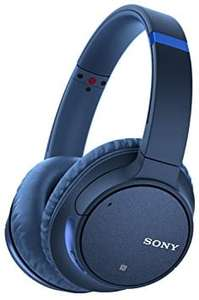 Sony WH-CH700N Wireless Bluetooth Noise Cancelling Headphones [Blue, 35hrs, NFC, aptX, Quick-Charge] - £73.64 Delivered @ Amazon Spain