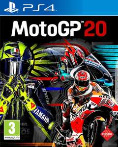 MotoGP 20 (PS4) - £29.85 delivered @ Simply Games
