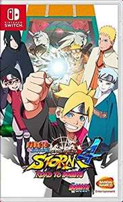 Naruto Shippuden Road to Boruto Nintendo Switch £24.85 Simply Games