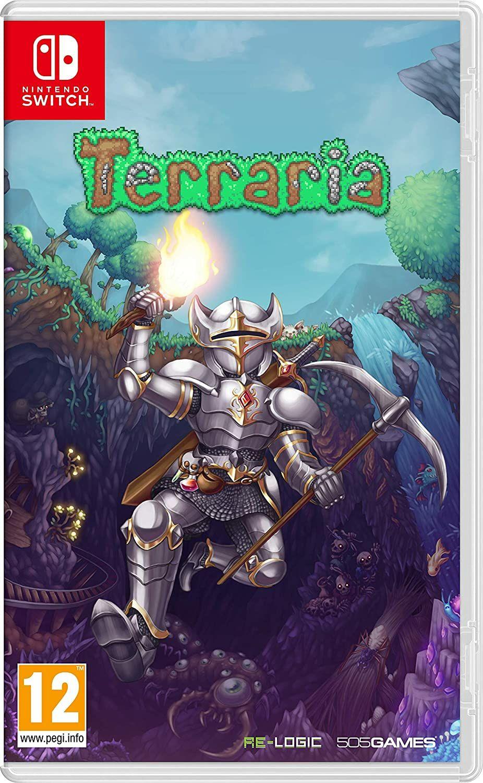 Terraria Nintendo Switch £14.99 Simply Games