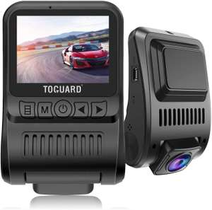 Toguard 4K GPS dashcam for £38.99 @ Sold by SAREY FLY and Fulfilled by Amazon.
