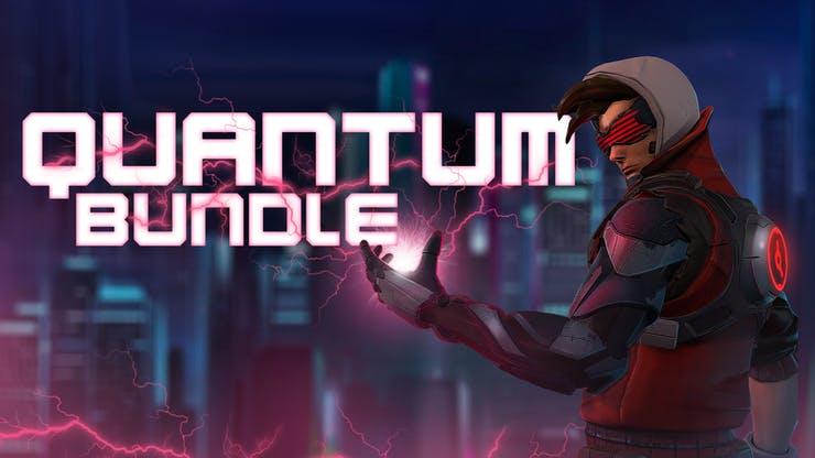 Quantum Bundle - nine video games including Quantum Replica, Renoir and The Watchmaker for £2.99 @ Fanatical