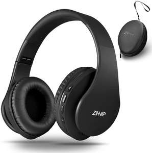 zihnic Bluetooth Over-Ear Headset with Deep Bass £21.99 Sold by ZIHNIC EU and Fulfilled by Amazon