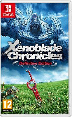 Xenoblade Chronicles Definitive Edition (preorder) - Nintendo Switch - Boss games (Ebay) - £41.26
