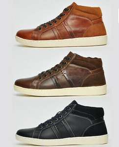 Men's Red Tape Lawton Leather Trainer boots now £13.59 with code sizes 7 up to 12 delivery is £4 @ Express Trainers