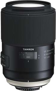 Tamron 90 mm F2.8 VC USD Lens for Nikon DSLR Camera £484.68 @ Amazon