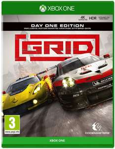 [Xbox One] GRID: Day One Edition - £14.85 delivered @ Simply Games