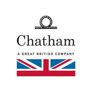 25% off full price at Chatham