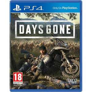 Days Gone [PS4] £13.99 Sainsbury's in-store