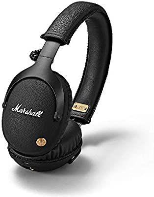 Marshall Monitor Bluetooth Wireless Over-Ear Headphone, Black £120.74 on Amazon US