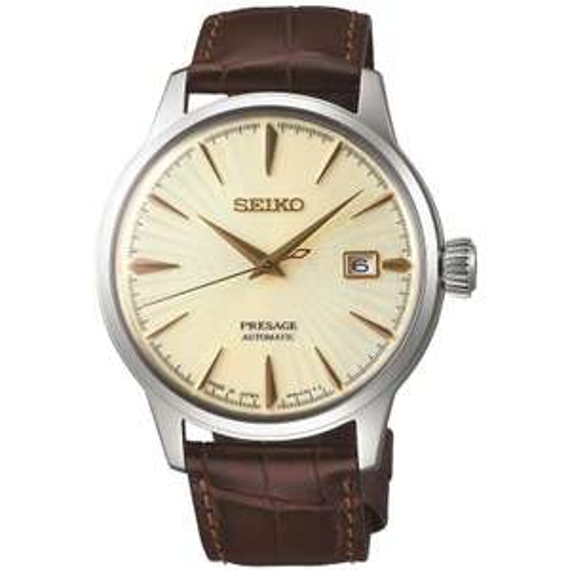 Seiko Presage Cocktail Watch SRPC99J1 £245 @ Watch Shop