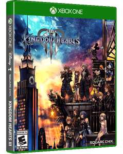 [Xbox One] Kingdom Hearts III 3 - £11.99 delivered @ Simply Games