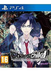 CHAOS;CHILD (PS4) £7.99 Delivered @ Base