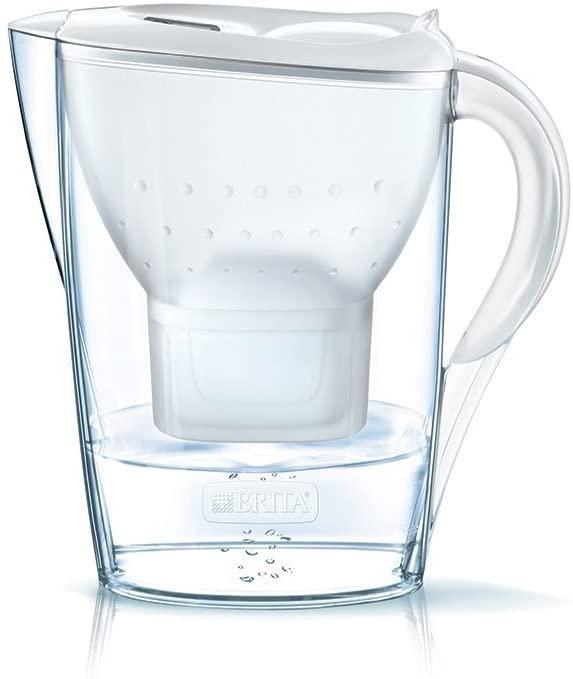 BRITA Marella Water Filter Jug £10.50 (Prime) + £4.49 (non Prime) at Amazon