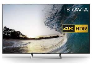 """Used 55"""" Sony KD55XE8396BU 4K Ultra HD HDR Freeview HD Smart Android LED TV £319.99 at ElectronicWorldTV"""