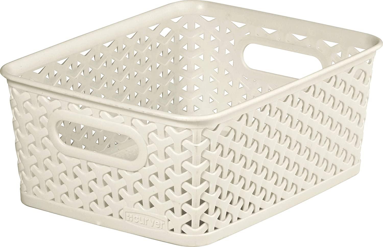 Curver My Style Medium Rectangular Storage Basket £2 Amazon Prime / £6.49 Non Prime