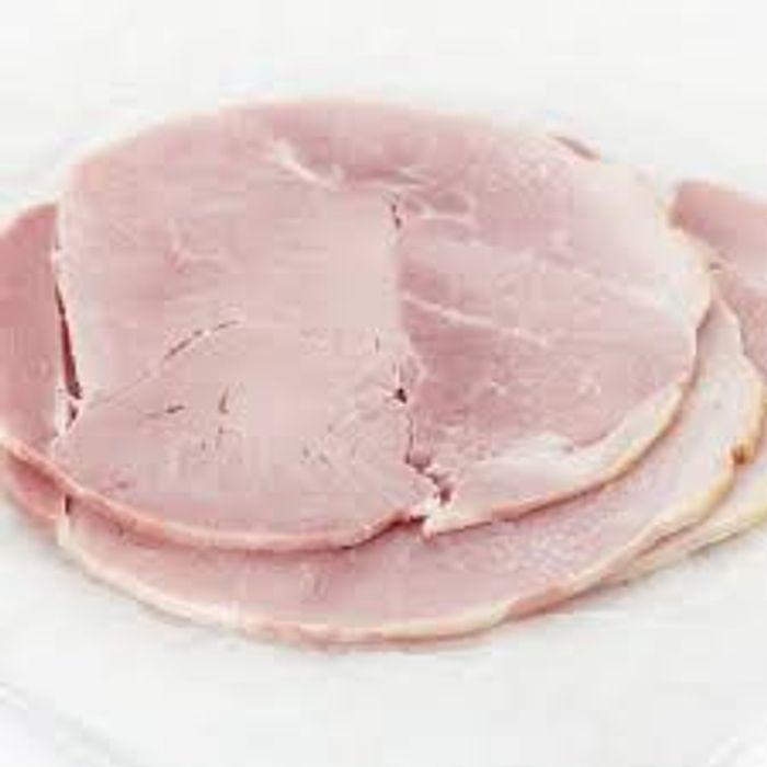 Morrisons Deli Counter Gammon Ham save 1/2 price 60p per 100g / Sliced Turkey 75p per 100g