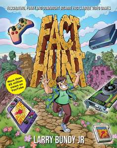 Fact Hunt: Fascinating, Funny and Downright Bizarre Facts About Video Games Kindle Edition £3.99 @ Amazon