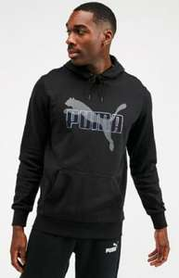 Puma Iridescent Black Hoodie £28.94 (2% TCB available) delivered @ Footasylum