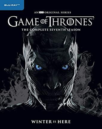 Game Of Thrones Season 7 Blu-Ray - £13.99 @ Amazon (+£4.49 NP)