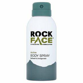 RockFace Body Spray 150 ml £1.50/£1.43 S&S @ Amazon (+£4.49 non-prime)