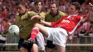 Relive the 1998 play-off final for free : Charlton Athletic V Sunderland