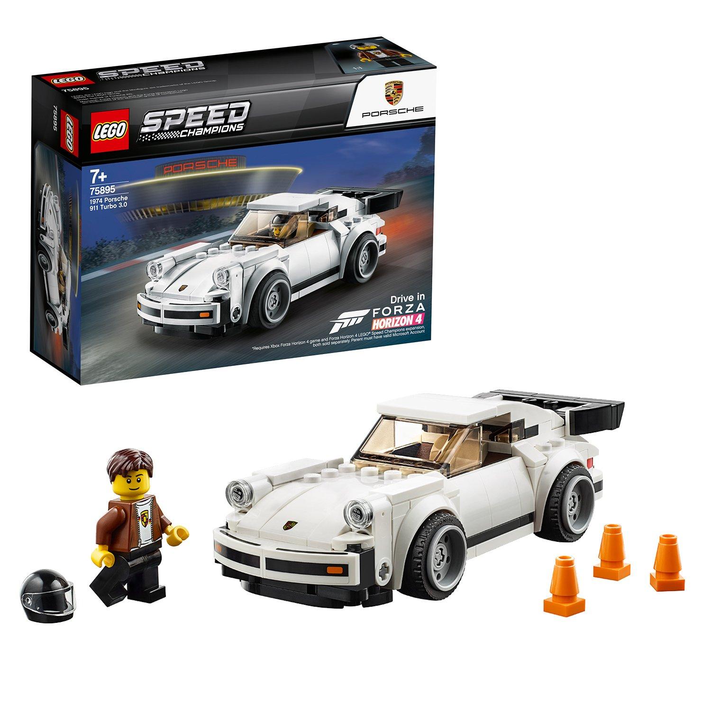 LEGO Speed Champions 1974 Porsche 911 Turbo 3.0 Toy - 75895 £14.35 delivered @ Argos