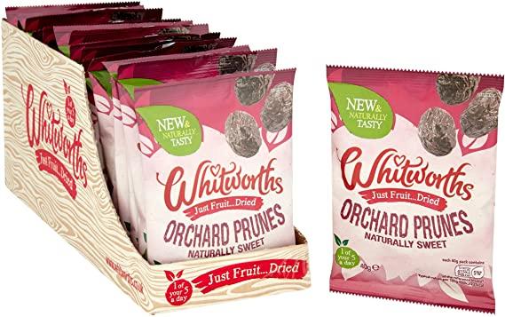 Whitworths snack pack 40g x 18 packs - £10.89 (+£4.49 Non-Prime) @ Amazon