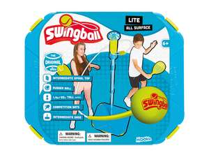 Swingball lite / Reflex football May 28th instore at Lidl for £17.99