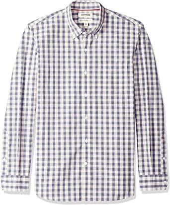 Amazon Brand - Men's Long Sleeve Shirt only £2.76 @ Amazon Prime / £5.38 Non Prime