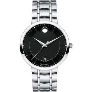 MOVADO 1881 Stainless Steel Automatic Watch - £280 delivered @ TKMaxx