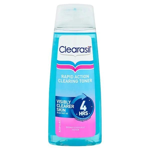 Clearasil Ultra Rapid Action Deep Pore Treatment Toner, 200ml £5.80 prime / £8.49 nonPrime Amazon