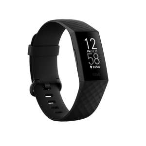 Fitbit Charge 4 Smart watch in Black/ Rosewood - £103.20 delivered using code @ ASOS