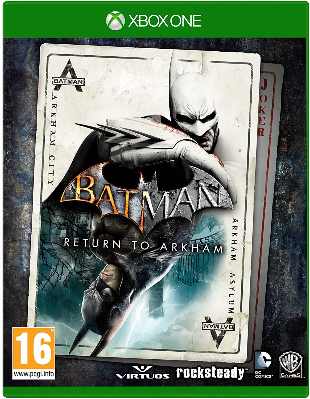 Batman: Return to Arkham [Xbox One] £8.44 @ Xbox Store US