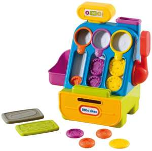 Little Tikes Cash Register £6.50 / £10.45 delivered @ Argos