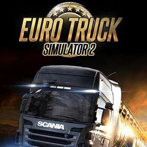 Euro Truck Simulator 2 (PC) £3.74 @ Steam Store + other dlc's up to 70% off