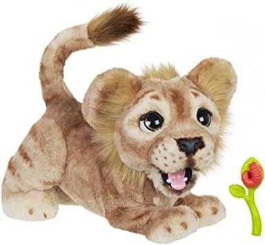 Disney The Lion King Mighty Roar Simba Interactive Plush Toy - £60 @ Amazon