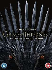 HBO Flash Sale - up to 35% off DVD and Blu Ray - Game of Thrones, Curb Your Enthusiasm and more @ HMV - delivery £2