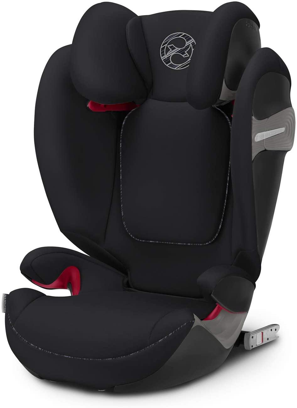 Cybex Gold Solution S-Fix Child's Car Seat Group 2/3 Urban Black - £115 @ Amazon