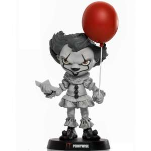 Exclusive 17cm Pennywise figure with Red Carpet Sub (12 months of free delivery + 10% off site wide) £18.99 @ Zavvi