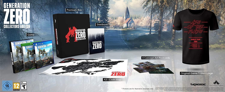 Generation Zero Collector's Edition (PS4 / Xbox One) £29.02 / £29.17 @ Amazon