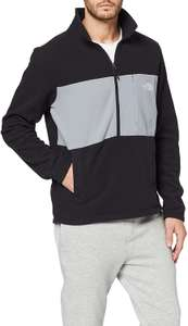 Men's north face 1/4 fleece size L - £19.70 prime / £24.19 non prime @ Amazon