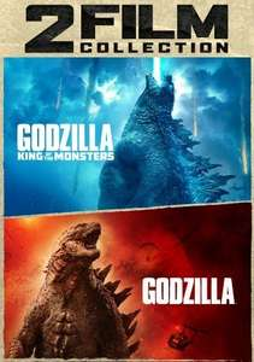 Godzilla 2 movies collection - £7.99 @ Google Play