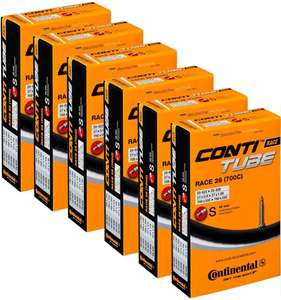 Continental Quality Road 20-25c Inner Tube 6 Pack - £17.99 delivered @ Chain Reaction Cycles