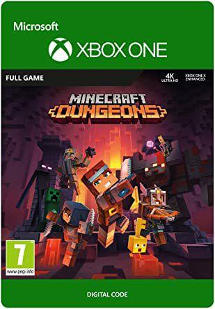 Minecraft Dungeons Xbox One Digital Download - £12.85 @ ShopTo