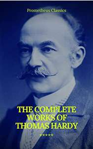 The Complete Works of Thomas Hardy (Illustrated) free Kindle Edition @ Amazon