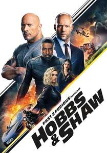 Fast & Furious Presents Hobbs & Shaw - £7.99 @ Google Play
