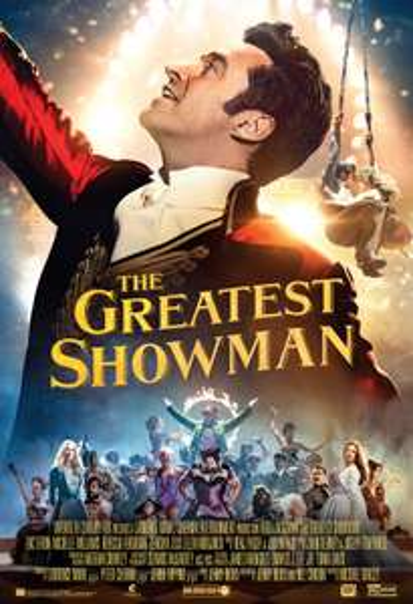 The greatest showman - £4.99 @ Google Play
