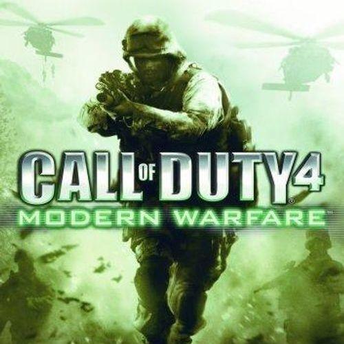 [PC / Steam] Call of Duty 4: Modern Warfare @ CDKeys - £5.29